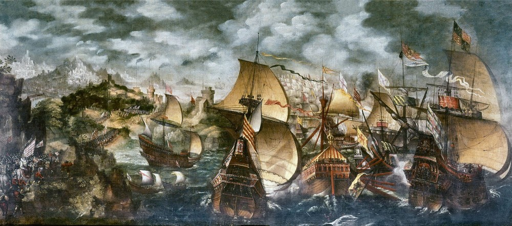 spanish armarda The spanish armada is seen as a great english victory, fought by francis drake and inspired by elizabeth i but the english navy only sank one spanish ship.